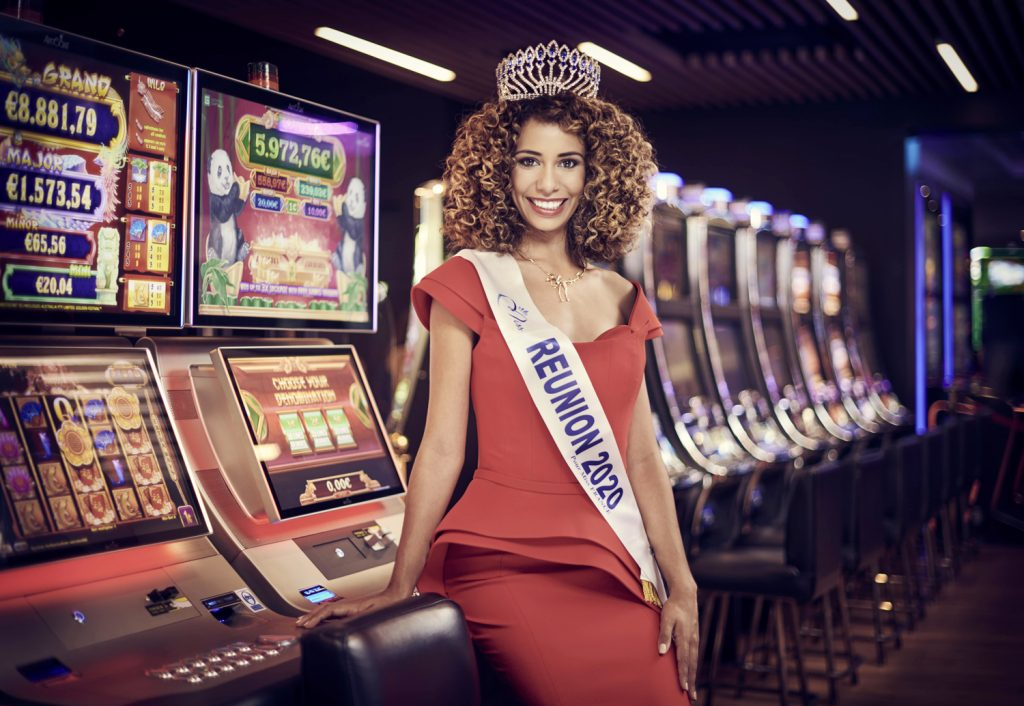Miss Réunion au Casino de Saint Gilles