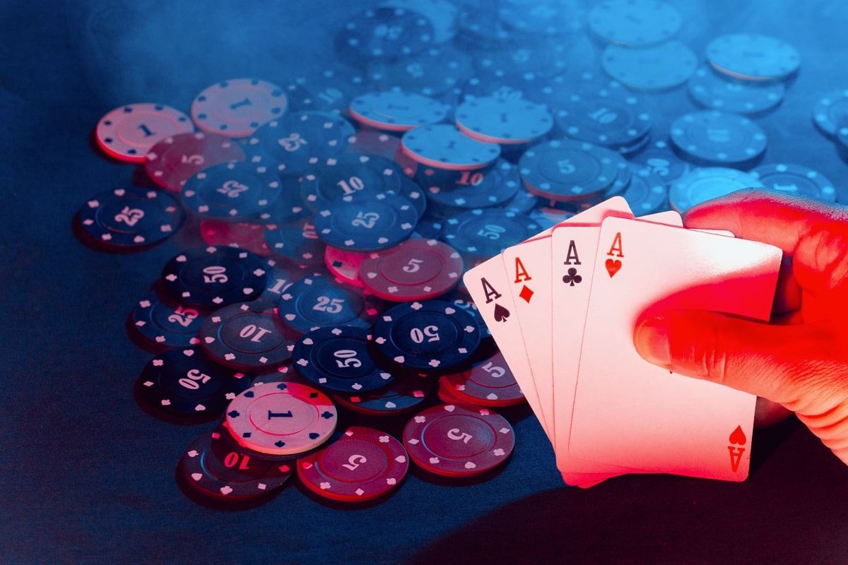 Ultimate Poker les regles