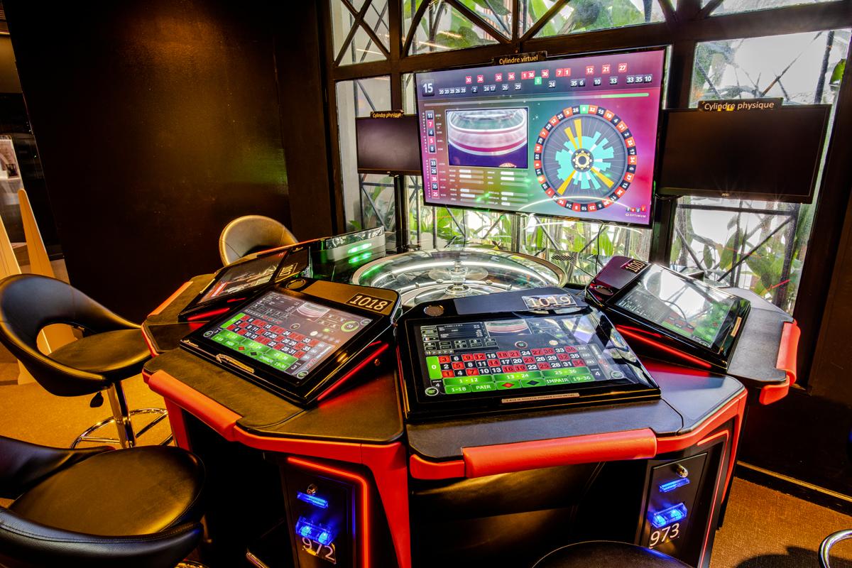 Roulettes Electronique Casino St Gilles
