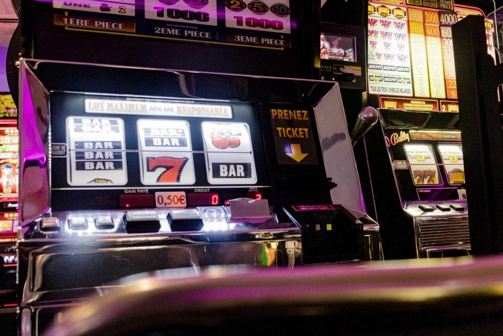 Salle de jeux Casino St Gilles