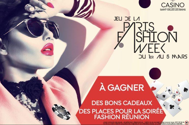Jeu de la Paris Fashion Week