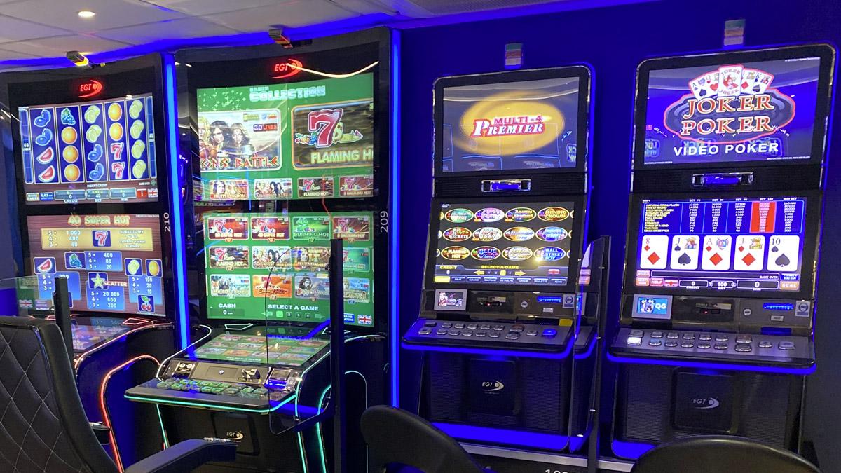 Casino Saint Gilles machines à sous et video poker