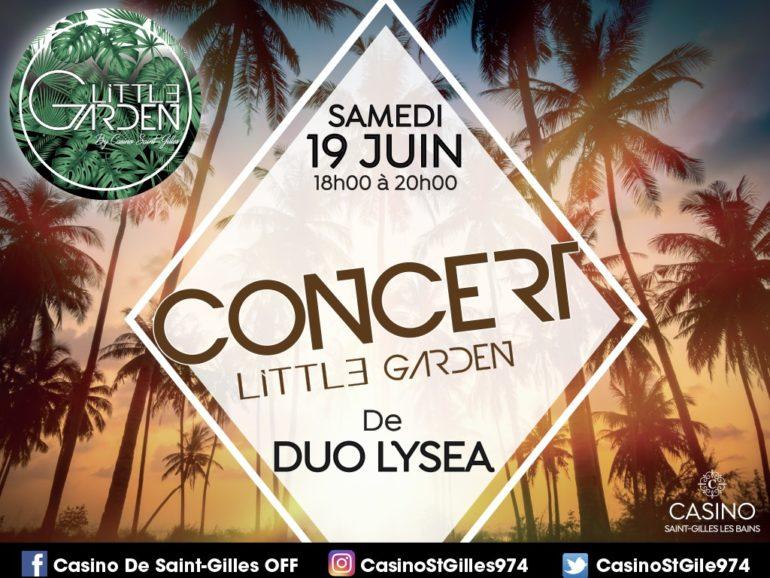 Concert restaurant Little Garden